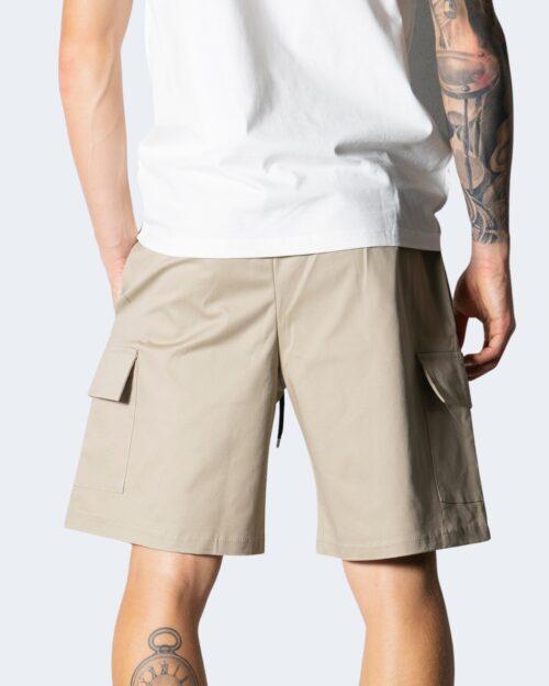 Bermuda Hydra Clothing TINTA UNITA Beige – 72919