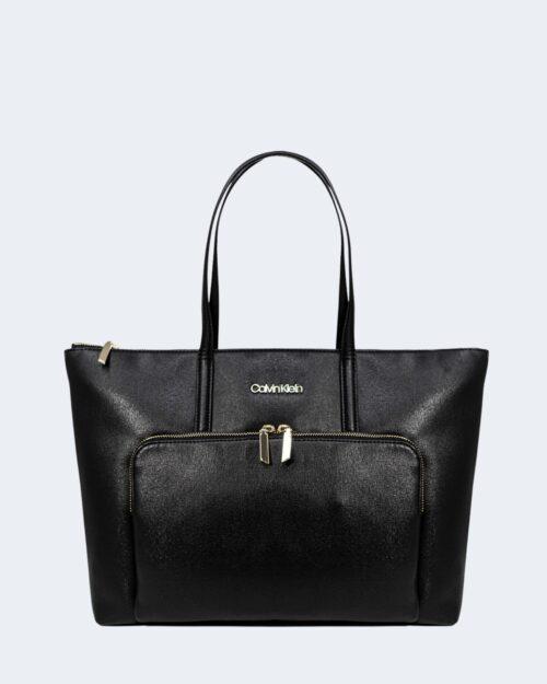 Borsa Calvin Klein SHOPPER Nero – 71713