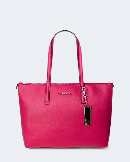 Borsa Calvin Klein SHOPPER Magenta – 71722