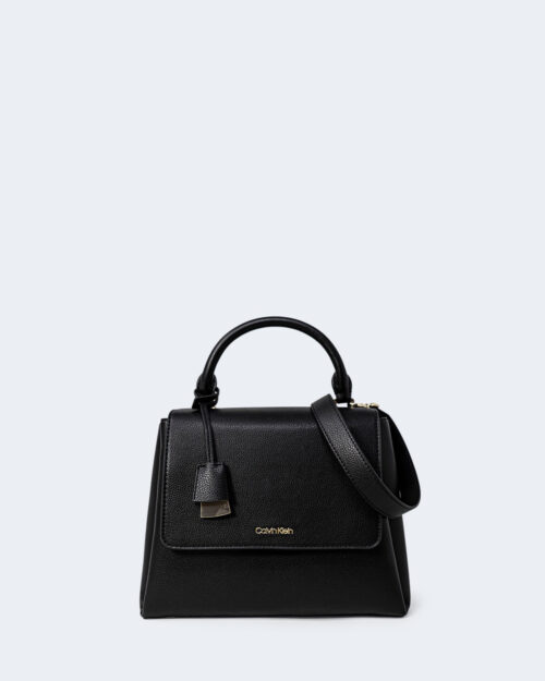 Borsa Calvin Klein FLAP TOP Nero – 71717