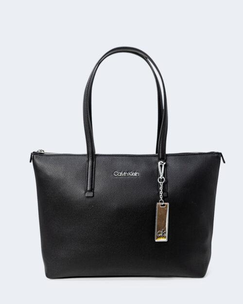 Borsa Calvin Klein SHOPPER Nero – 71722
