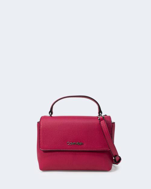 Borsa Calvin Klein FLAP MINI Magenta – 71724