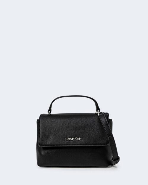 Borsa Calvin Klein FLAP MINI Nero – 71724