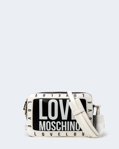 Borsa Love Moschino STAMPA LOGO LOVE CONTORNO Nero – 72567