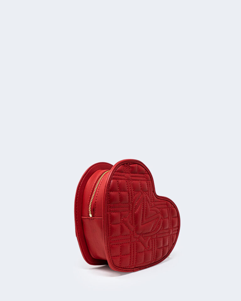 Borsa Love Moschino QUILTED CUORE Rosso - Foto 2