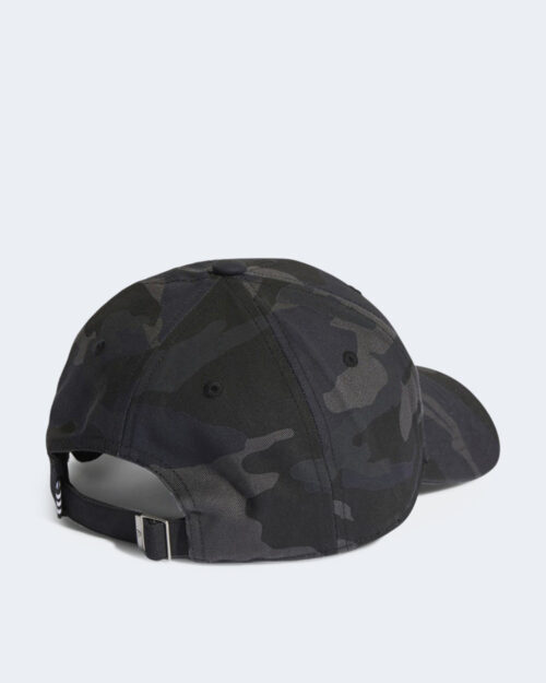 Cappello con visiera Adidas CAMO BALLCAP Nero – 72953