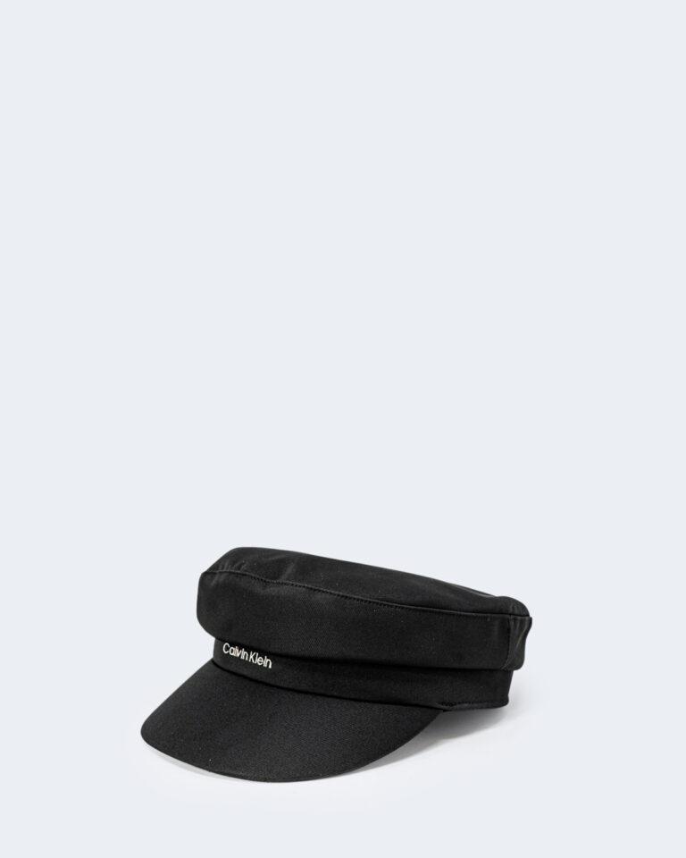 Cappello con visiera Calvin Klein BAKER Nero - Foto 1