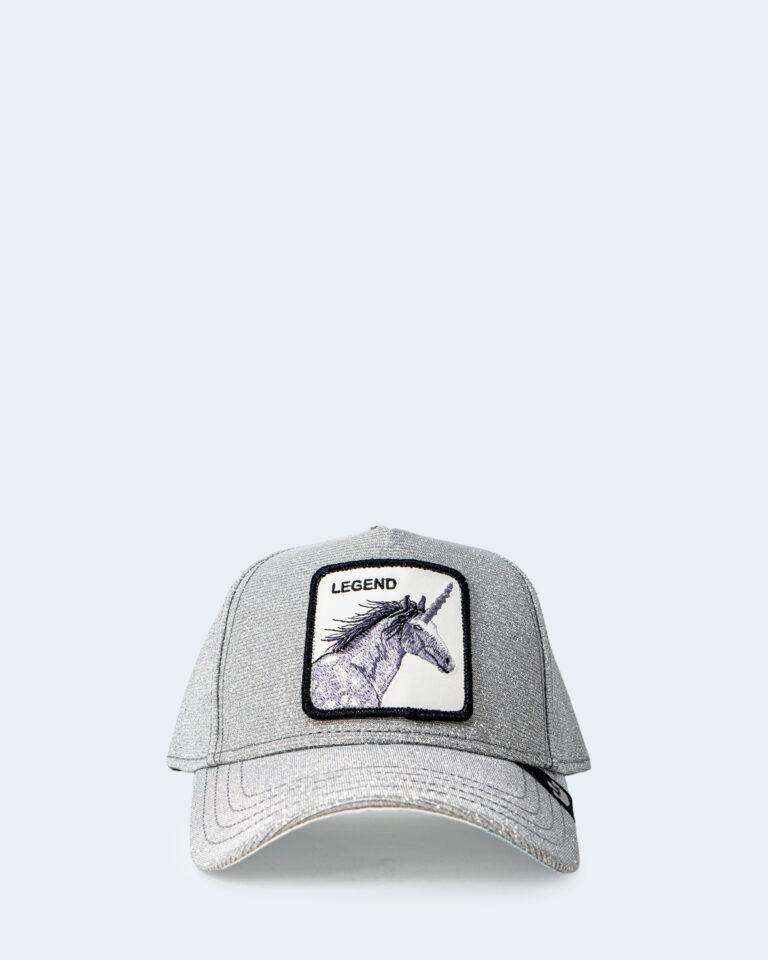 Cappello con visiera GOORIN BROS Legend Argento - Foto 1