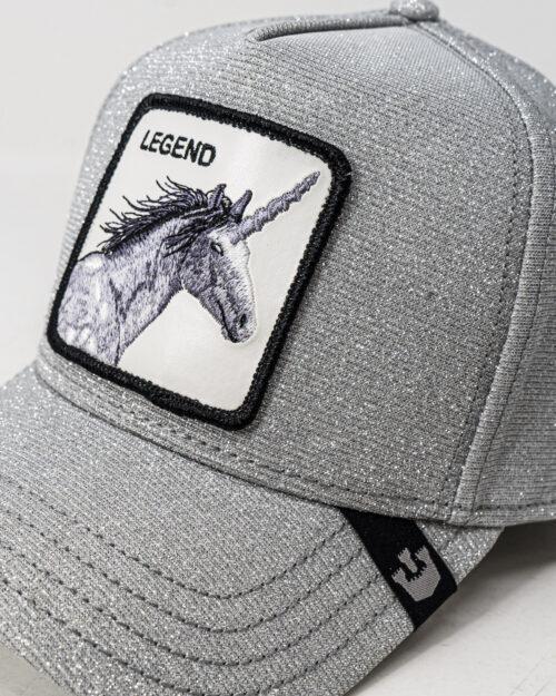 Cappello con visiera GOORIN BROS Legend Argento - Foto 3