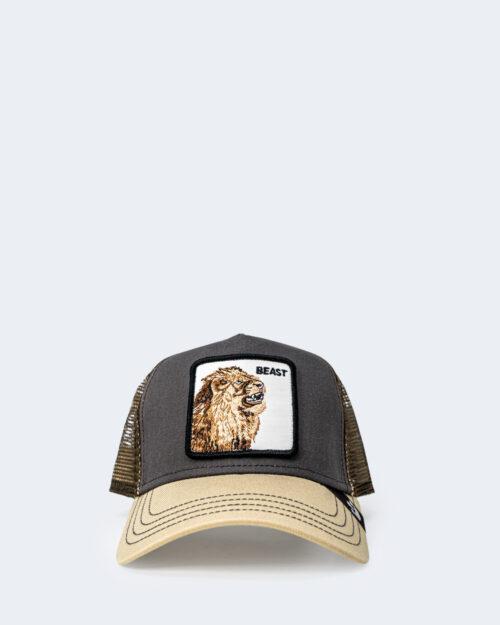 Cappello con visiera Goorin Bros Beast Beige – 72965
