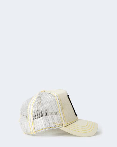 Cappello con visiera Goorin Bros APE Bianco – 71310