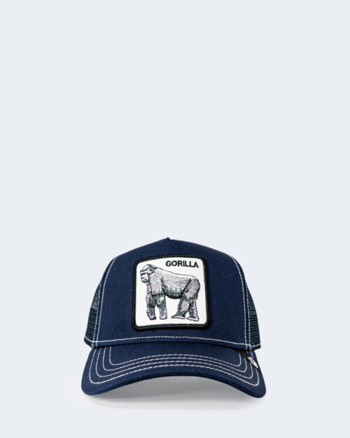 Cappello con visiera Goorin Bros GORILLA Blu – 71315
