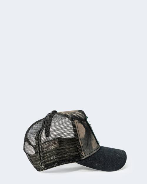 Cappello con visiera Goorin Bros Cash Nero – 72969
