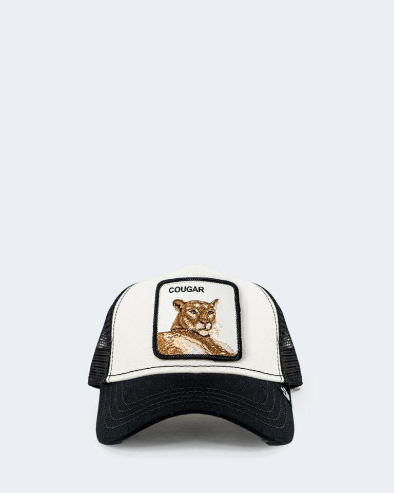 Cappello con visiera GOORIN BROS Cougar Nero - Foto 1