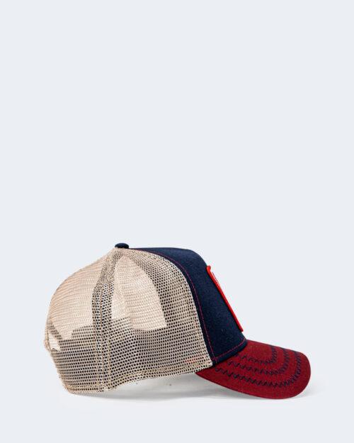 Cappello con visiera Goorin Bros Cock Rosso – 72966