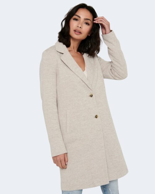 Cappotto Only Carrie Beige – 40549