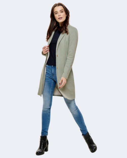 Cappotto Only Carrie Verde – 40549