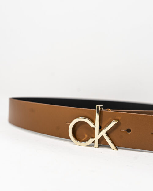Cinta Calvin Klein LOGO BELT Marrone – 64775