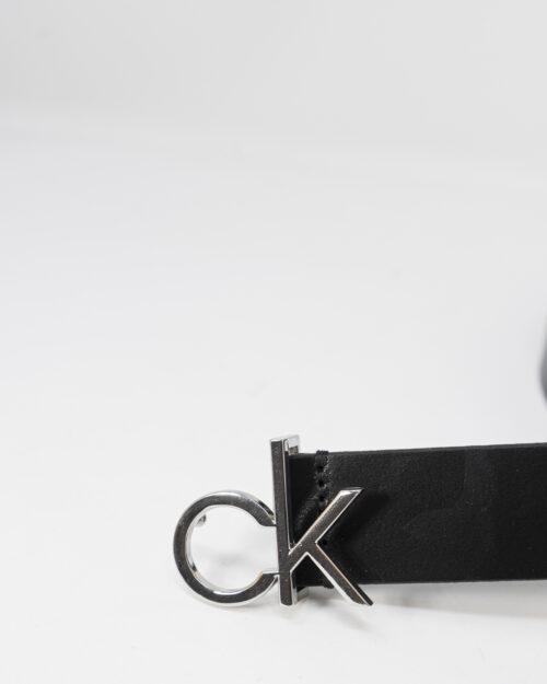 Cinta Calvin Klein LOGO BELT Nero – 64775