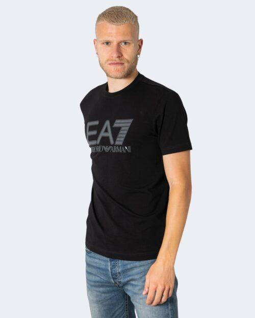 T-shirt EA7 - Nero - Foto 1