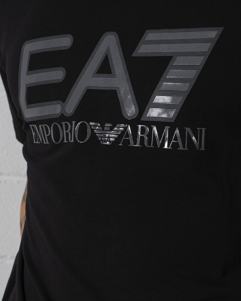 T-shirt EA7 - Nero - Foto 2