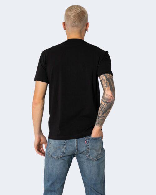 T-shirt EA7 - Nero - Foto 3