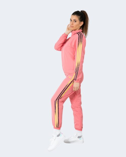 Felpa senza cappuccio Adidas TRACK TOP Rosa – 72686