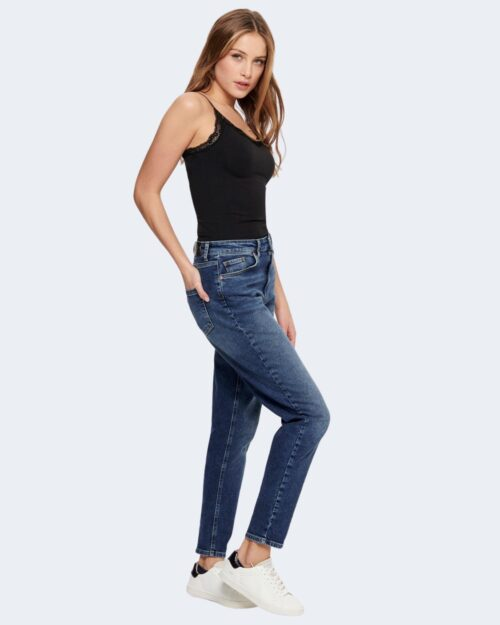 Jeans mom Only VENEDA Dark Blue Denim – 72807