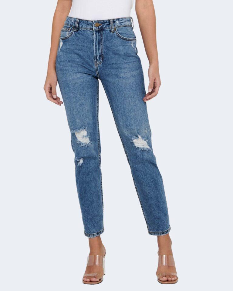 Jeans mom Only EMILY CROP Denim - Foto 1