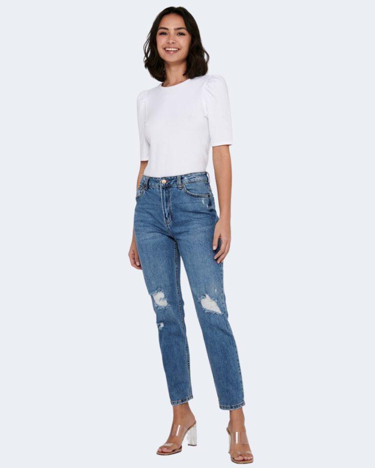 Jeans mom Only EMILY CROP Denim - Foto 2