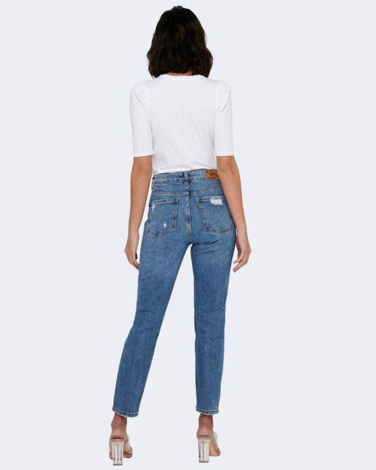 Jeans mom Only EMILY CROP Denim - Foto 3