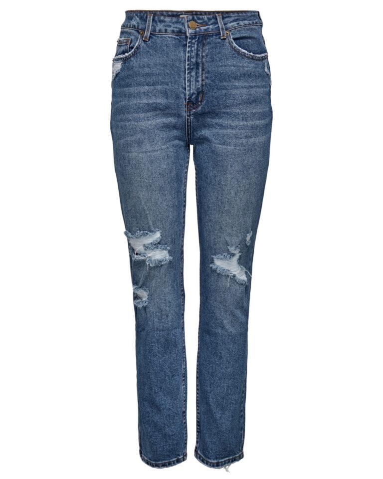 Jeans mom Only EMILY CROP Denim - Foto 4