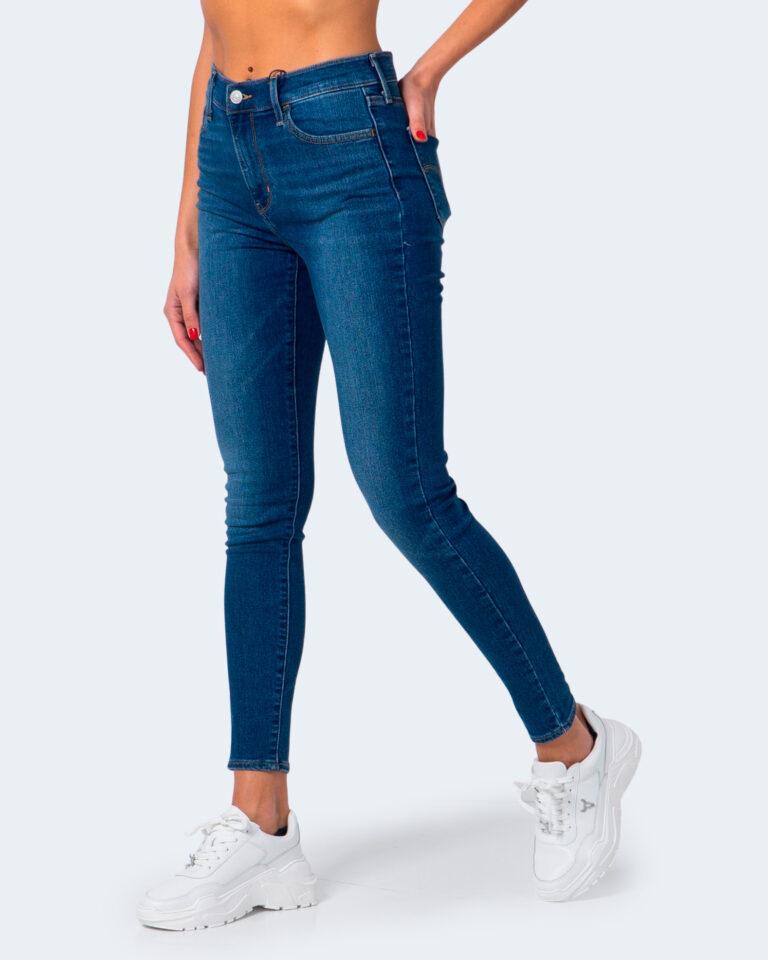 Jeans skinny Levi's® 720 HIRISE FIERY ISLAND WARM Denim - Foto 3