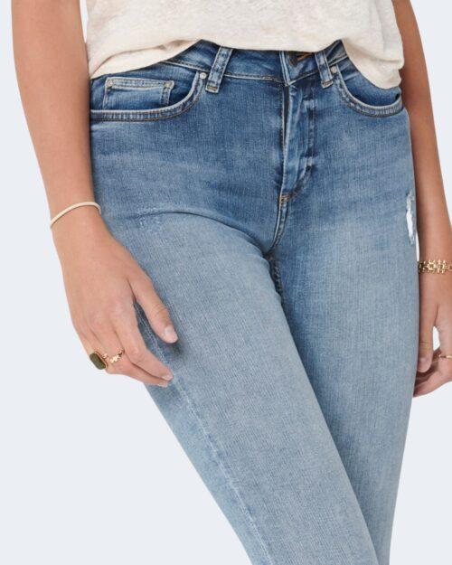 Jeans skinny Only BLUSH LIFE Denim chiaro – 72802