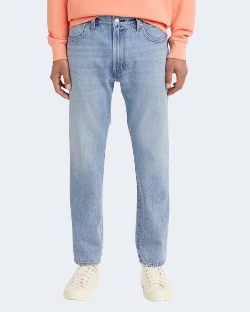 Jeans Tapered Levi's® 551Z STRAIGHT CROP DREAM Denim chiaro – 71500