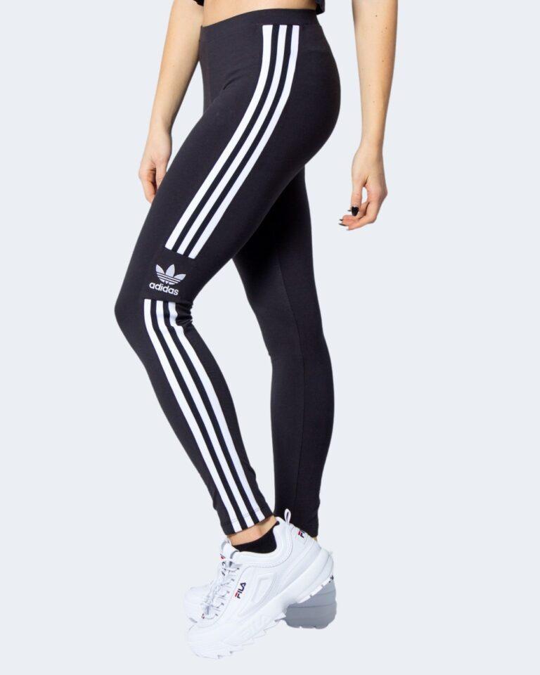 Leggings Adidas TREFOIL TIGHT Nero - Foto 2