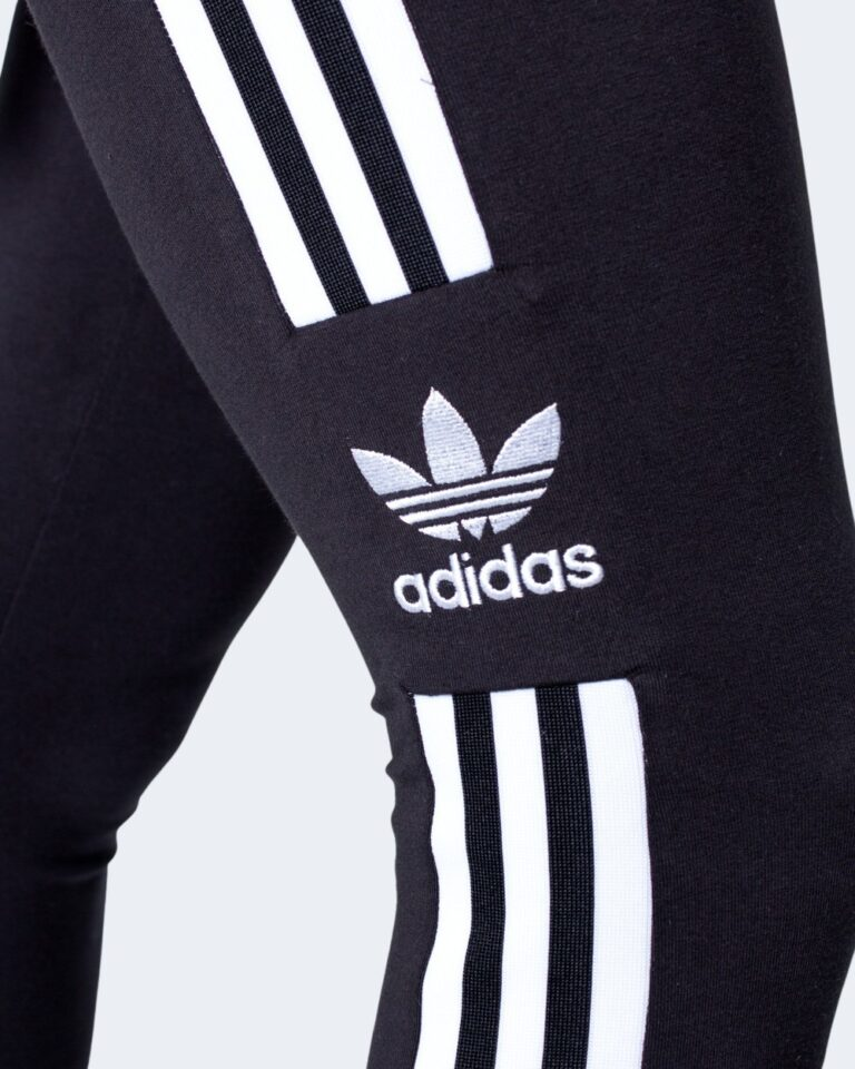 Leggings Adidas TREFOIL TIGHT Nero - Foto 4