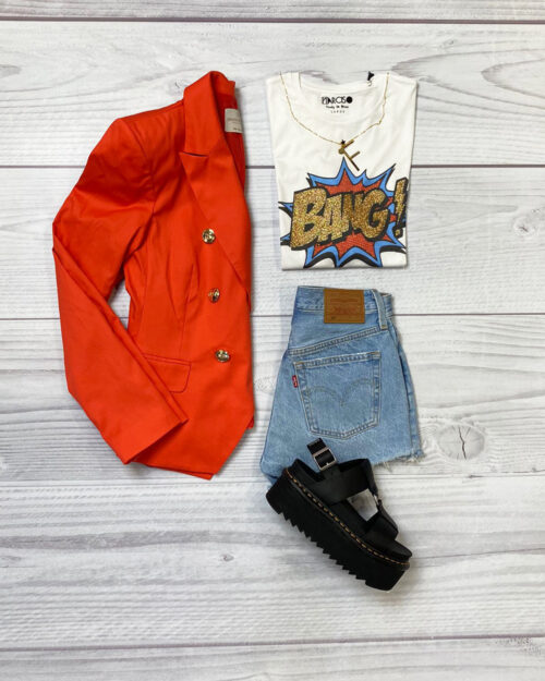 OUTFIT DONNA REGULAR FASHION #6341
