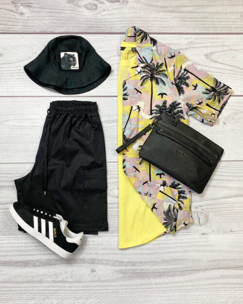 OUTFIT UOMO LOOSE FIT STREET FASHION #1226