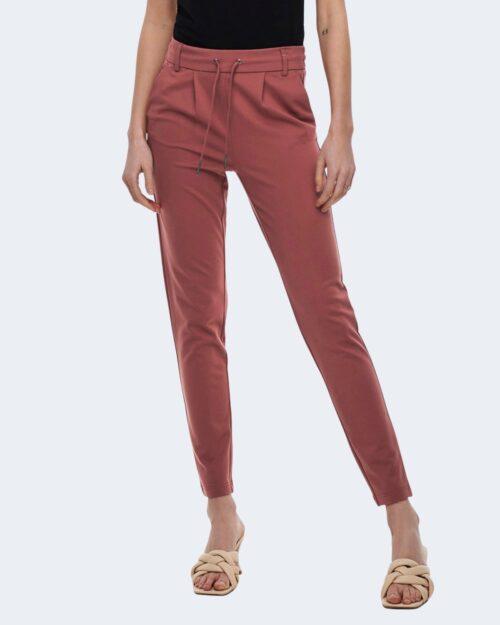 Pantaloni Only Poptrash Colour Pant Easy Rosso – 72801