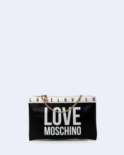 Pochette Love Moschino LOGO LOVE Nero – 72627