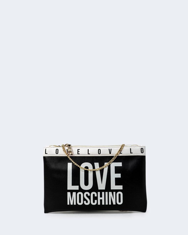 Pochette Love Moschino CONTORNO Nero - Foto 1