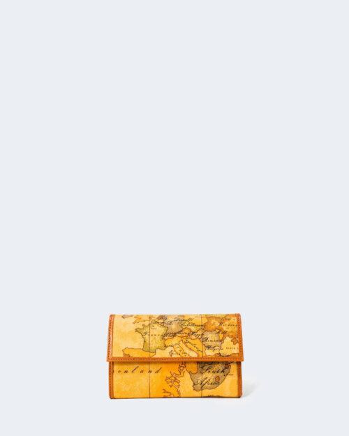 Portacarte Alviero Martini Prima Classe MEDIUM WALLET Beige scuro – 72638