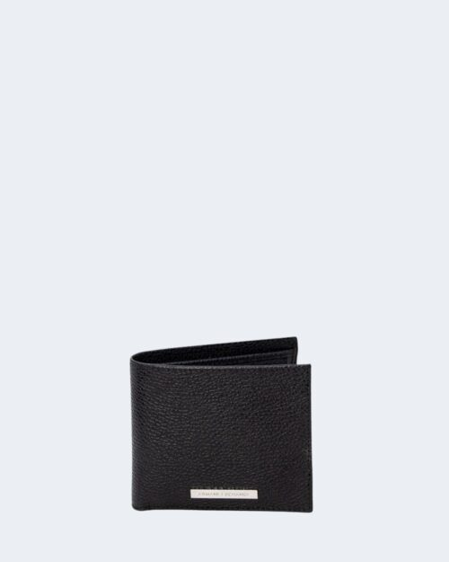 Portafoglio con portamonete Armani Exchange PORTAFOGLIO Nero – 27897