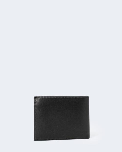 Portafoglio con portamonete Calvin Klein TRIFOLD 10CC W/COIN Nero – 72784