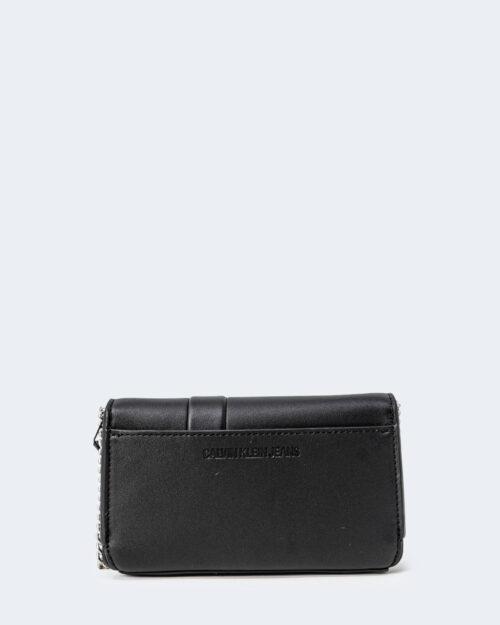 Portafoglio grande Calvin Klein PHONE CROSSBODY Nero – 71728