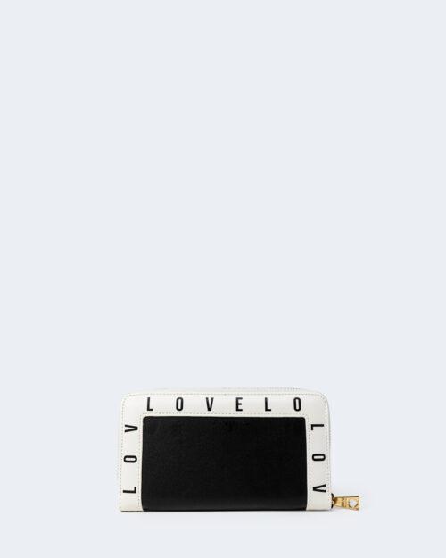 Portafoglio grande Love Moschino – Nero – 72959