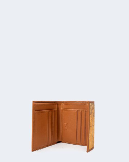 Portafoglio piccolo Alviero Martini Prima Classe SMALL WALLET Beige scuro – 72644