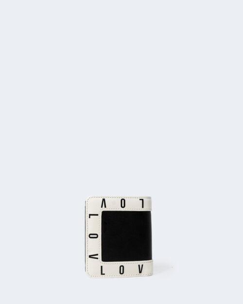 Portafoglio piccolo Love Moschino – Nero – 72958