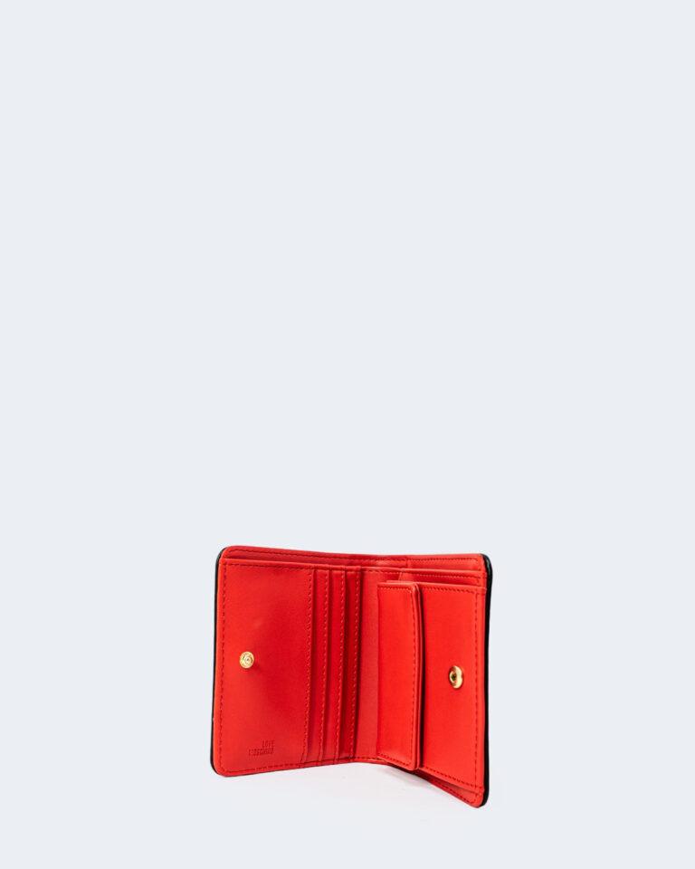 Portafoglio piccolo Love Moschino - Rosso - Foto 2